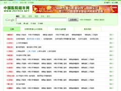 中国医院超市网---设计说明